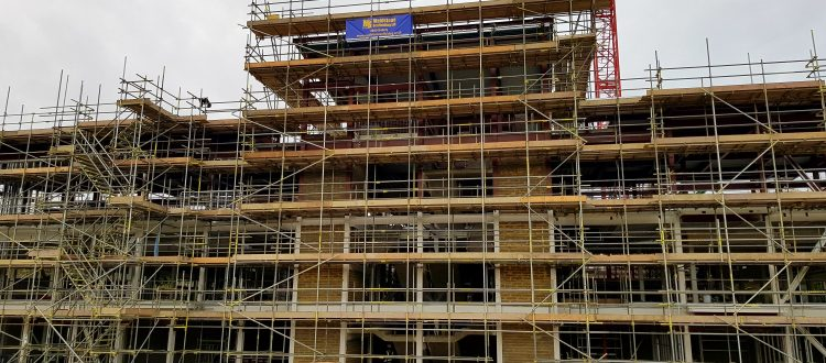scaffolding, scaffolds, Maidstone Scaffolding, construction, building, scaffold towers, work, Kent, Sussex, Surrey, KIMS Hospital, Maidstone, Maidstone Scaffolding